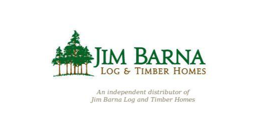 Barna Log and Timber Homes Logo