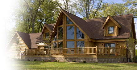 Barna Log Homes of PA, affordable log homes for PA,NY,NJ444 x 228 jpeg 46kB