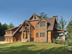 What You Can Expect Barna Log Homes Of Pa